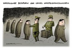 schwarwel-karikatur-china-umerziehungslager-abschaffung