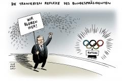schwarwel-karikatur-sotschi-olympia-gauck-bundespräsident