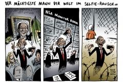 schwarwel-karikatur-obama-selfie-selbstfoto-mandela