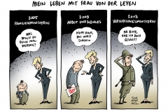 schwarwel-karikatur-groko-verteidigungsministerin-leyen