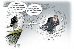 schwarwel-karikatur-gabriel-superminister-deutschland