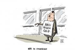 schwarwel-karikatur-npd-finanznot-krise