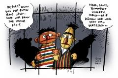schwarwel-karikatur-homosexualitaet-ernie-bert-russland-indien