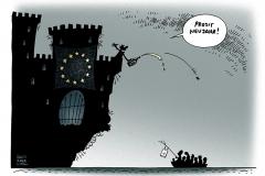 schwrwel-karikatur-neujahr-fluechtlinge-eu-europaeische union