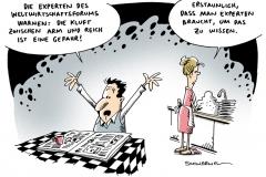schwarwel-karikatur-weltwirtschaftsforum-kluft-arm-reich