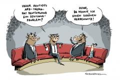 schwarwel-karikatur-sexismus-jauch-deutschland-problem