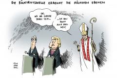 schwarwel-karikatur-pabst-ruecktritt-ruecktrittswelle