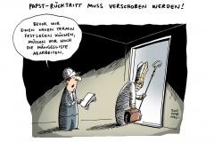 schwarwel-karikatur-pabst-maengel-rücktritt-berlin-flughafen