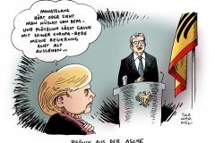 schwarwel-karikatur-bundespräsident-bundeskanzlerin-rede-merkel-gauck