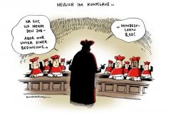 schwarwel-karikatur-wahl-papst-mindestlohn-rom
