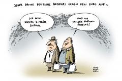 schwarwel-karikatur-euro-krise-dmark-buerger