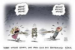 schwarwel-karikatur-beute-beutekunst-ausstellung-russland