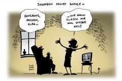 schwarwel-karikatur-snowden-reisen-urlaub-whistleblower