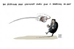 schwarwel-karikatur-aegypten-mursi-amtsuebernahme-protest