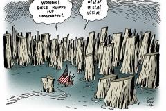 schwarwel-karikatur-usa-klippe-umschiffung