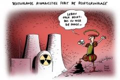 schwarwel-karikatur-atom-atomausstieg-rechtsgrundlage-deutschland