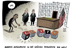 schwarwel-karikatur-nospy-gospy-abkommen-demokratie-abhoerskandal