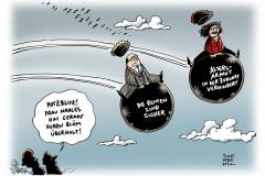 schwarwel-karikatur-rente-rentenreform-nahles-bluem