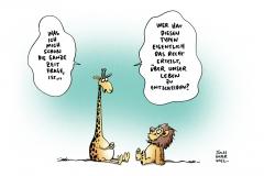 schwarwel-karikatur-giraffe-tod-zoo-loewe