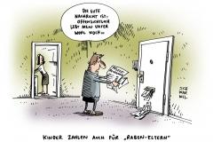 schwarwel-karikatur-pflege-kindesunterhalt-vater-bgh