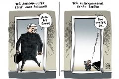 schwarwel-karikatur-steinmeier-russlandreise-ernuechtigung