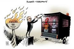 schwarwel-karikatur-pussy-riot-aktivistinnen-festnahme