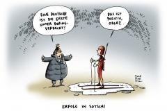 schwarwel-karikatur-doping-olympia-sotschi-biathletin