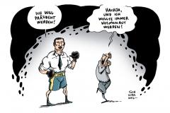 schwarwel-karikatur-klitschko-staatsspitze-praesidentschaftsamt