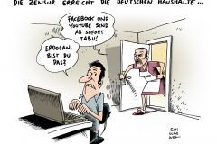 schwarwel-karikatur-erdogan-facebook-youtube-sperrung