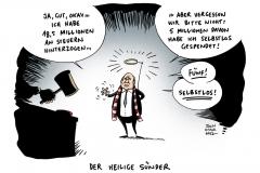 schwarwel-karikatur-hoeness-fussball-fc-bayern-spende-steuerbetrug