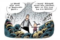schwarwel-karikatur-streik-warnstreik-oeffentlicher-dienst-kita