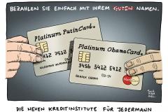 schwarwel-karikatur-platinium-kreditkarte-obama-putin