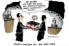 schwarwel-karikatur-nsu-nazi-verfassungsschutz-zschaepe-gericht