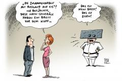 schwarwel-karikatur-nato-zusammenarbeit-russland-ukraine