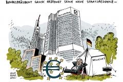 schwarwel-karikatur-gauck-bundespraesident-deutsche-bank-banken