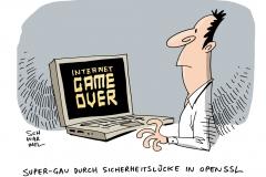 schwarwel-karikatur-openssl-internet-sicherheitsluecke
