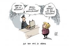 schwarwel-karikatur-snowden-bundeskanzlerin-merkel-whistleblower-obama