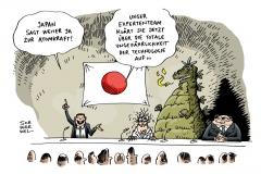 schwarwl-karikatur-atom-atomkraft-japan-atomausstieg