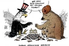 schwarwel-karikatur-schach-ukraine-russland-usa