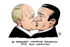 schwarwel-karikatur-schroeder-putin-demokratie