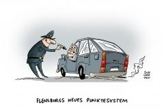 schwarwel-karikatur-flensburg-punkteregeln-fahrzeuge-fahrer-fahrverbot