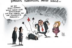 schwarwel-karikatur-erdogan-merkel-gabriel-diktatur-demokratie