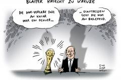 schwarwel-karikatur-katar-blatter-wm-weltmeisterschaft-vergabe-fussball