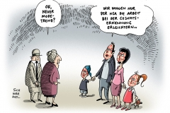 schwarwel-karikatur-gesichtserkennung-nsa-ueberwachung-ueberwachungsstaat