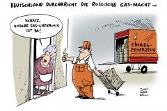 schwarwel-karikatur-gasmacht-gazprom-russland-deutschland