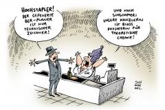 schwarwel-karikatur-hochstapler-flughafen-berlin-ber