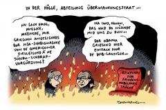 schwarwel-karikatur-nsa-spionage-ueberwachungsstatt-honecker-mielke