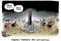 schwarwel-karikatur-antisemitismus-buecherverbrennung-ebooks
