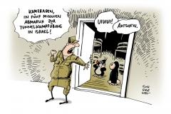 schwarwel-karikaturen-tunnel-tunnelkampf-gazakrise-gaza
