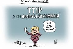 schwarwel-karikatur-ttip-handelsabkommen-merkel